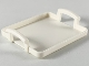 Part No: 6944  Name: Scala Utensil Tray with Handles 5 x 4 x 1