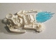 Part No: 87800pb01  Name: Hero Factory Weapon - Ice Arm with Trans-Light Blue Icicle Blade