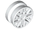 Part No: 93595  Name: Wheel 11mm D. x 6mm with 8 'Y' Spokes