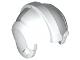 Part No: x164  Name: Minifigure, Headgear Helmet SW Rebel Pilot, Plain