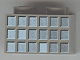 Part No: 3003px1  Name: Brick 2 x 2 with Gray Squares on Two Sides Pattern