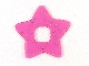 Part No: clikits265  Name: Clikits Icon Accent, Plastic Star 3 1/4 x 3 1/4