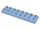 Part No: 44524  Name: Duplo, Plate 2 x 8