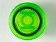 Part No: 98138pb115  Name: Tile, Round 1 x 1 with Black Circle and Bright Green Lantern Logo Pattern