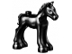 Part No: 11241pb03  Name: Horse, Friends, Foal with Dark Bluish Gray and White Eyes with Dark Bluish Gray Outlines Pattern