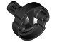Part No: 18590  Name: Technic, Gear 8 Tooth with Pin Holes and Ninjago Flywheel Socket - Short Shaft