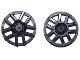 Part No: 24308a  Name: Wheel Cover 10 Spoke (Spokes in Pairs) - for Wheel 18976