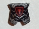 Part No: 2587pb33  Name: Minifigure Armor Breastplate with Leg Protection, Dragon Head Pattern