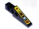 Part No: 2744pb003  Name: Technic, Slope Long with Controls and Light Pattern (Sticker) - Set 8480
