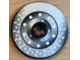 Part No: 2958pb089  Name: Technic, Disk 3 x 3 with Disk Brake Silver Drilled Rotor Pattern on Both Sides (Stickers) - Set 8475