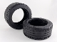 Part No: 2997  Name: Tire & Tread 81.6 x 34 ZR Technic Straight Tread