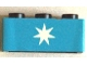 Part No: 3002oldpb01  Name: Brick 2 x 3 with Maersk Line Star Pattern on Both Sides (Stickers) - Set 1650