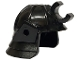 Part No: 30175  Name: Minifigure, Headgear Helmet Ninja (Samurai)