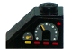 Part No: 3040pb007L  Name: Slope 45 2 x 1 with Gauges Pattern Left (Sticker) - Set 8286