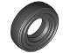 Part No: 3139  Name: Tire 14mm D. x 4mm Smooth Small Single