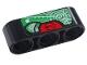 Part No: 32523pb07  Name: Technic, Liftarm 1 x 3 Thick with Green Display Screen Pattern (Sticker) - Set 8354-1