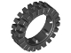 Part No: 3483  Name: Tire & Tread 24mm D. x 8mm Offset Tread - Interior Ridges