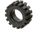 Part No: 3641  Name: Tire 15mm D. x 6mm Offset Tread Small