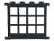 Part No: 3853mi  Name: Minitalia Window 1 x 4 x 3 with 12 Panes