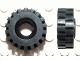 Part No: 4084  Name: Tire 21mm D. x 9mm Offset Tread Medium