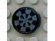 Part No: 4150ps3  Name: Tile, Round 2 x 2 with Dejarik Hologameboard Pattern