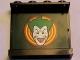 Part No: 4215pb043  Name: Panel 1 x 4 x 3 with Joker Face Pattern on Inside (Sticker) - Set 7782