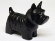 Part No: 4946px1  Name: Duplo Dog Scottish Terrier (Scottie)