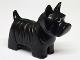 Part No: 4946px1  Name: Duplo, Animal Dog Scottish Terrier (Scottie)