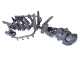Part No: 54270  Name: Bionicle Piraka Spine Flexible with Mask and Arm Covers, Reidak