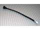 Part No: 58497c02  Name: Duplo Hose 11L with Over-the-Stud-Size Rubber End & Stud-Size Light Bluish Gray End