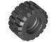 Part No: 6015  Name: Tire 21mm D. x 12mm - Offset Tread Small Wide