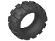 Part No: 6581  Name: Tire & Tread 20 x 30 Balloon Medium