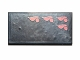 Part No: 87079pb0177R  Name: Tile 2 x 4 with SW 4 Red Balls and Flames Pattern Model Right Side (Sticker) - Set 75018