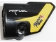 Part No: 87086pb050  Name: Technic, Panel Fairing # 2 Small Smooth Short, Side B with 'XRFUEL' and 'SUPER FAST' Pattern (Sticker) - Set 42095