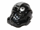 Part No: 87556pb03  Name: Minifigure, Headgear Helmet SW Stormtrooper Type 2, TIE Bomber Pilot Pattern