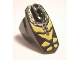 Part No: 90639pb015  Name: Hero Factory Armor with Ball Joint Socket - Size 5 with Yellow Insect Pattern (Waspix)