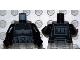 Part No: 973pb0444c01  Name: Torso SW Armor Shadow Trooper Pattern / Black Arms / Black Hands