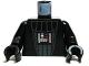 Part No: 973ps7c01  Name: Torso SW Darth Vader Pattern / Black Arms / Black Hands