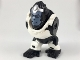 Part No: bb0885c01pb01  Name: Body Giant, Gorilla with White Armor and Sand Blue Face with Glasses Pattern