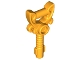 Part No: 19118  Name: Minifigure, Utensil Key, Ornamented with 1 Stud