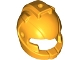 Part No: 22380  Name: Minifigure, Headgear Helmet Space with Air Intakes and Hole on Top
