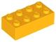 Part No: 3001  Name: Brick 2 x 4