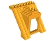Part No: 51384c01  Name: Duplo Building Barn Roof Section 8 x 8 x 8 with Door Opening