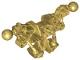 Part No: 53564  Name: Bionicle Piraka Torso with 2 Ball Joint