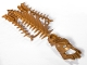 Part No: 53570  Name: Bionicle Piraka Spine Flexible with Mask and Arm Covers, Thok