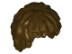 Part No: 10048  Name: Minifigure, Hair Tousled