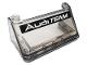 Part No: 92583pb03  Name: Windscreen 3 x 6 x 2 with 'Audi TEAM' on Black Background Pattern (Sticker) - Set 76897