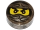 Part No: 98138pb049  Name: Tile, Round 1 x 1 with Ninjago Trapped Cole Pattern