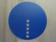 Part No: bb0278a  Name: Plastic Science & Technology Panel - Circle Large