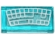 Part No: 3069bpb0430  Name: Tile 1 x 2 with Groove with White Curved Keyboard Pattern (Sticker) - Set 76038